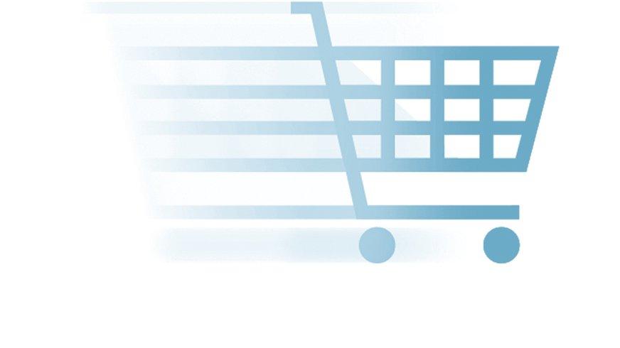 Logo Einkaufswagen