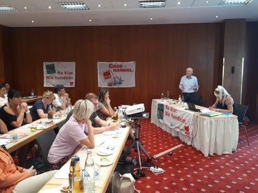 Tarif- und Betriebsrätekonferenz